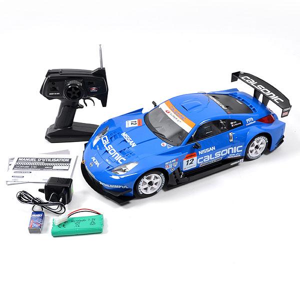 Sélection de voitures électriques RC 1:10 télécommandées