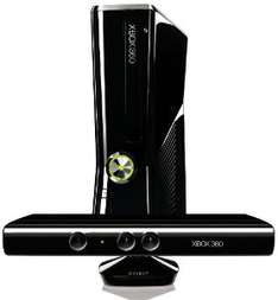 Console Xbox 360 250 Go + Kinect + Kinect adventures ! [import anglais]