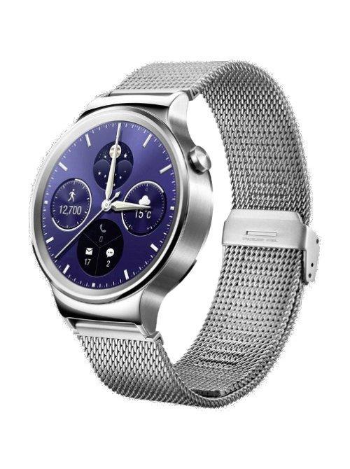 Montre connectée Huawei Watch Classic - bracelet Link / Milan