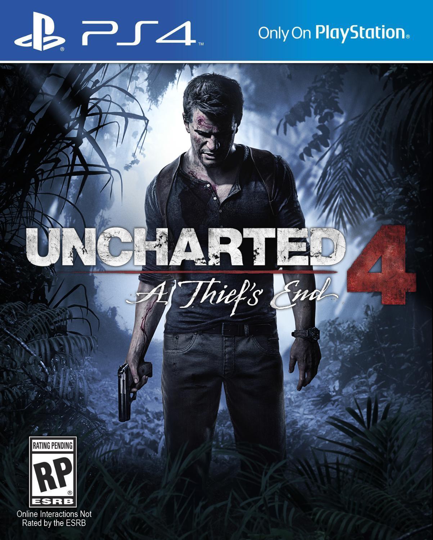 [Cdiscount à volonté] Uncharted 4 : A Thief's End sur PS4