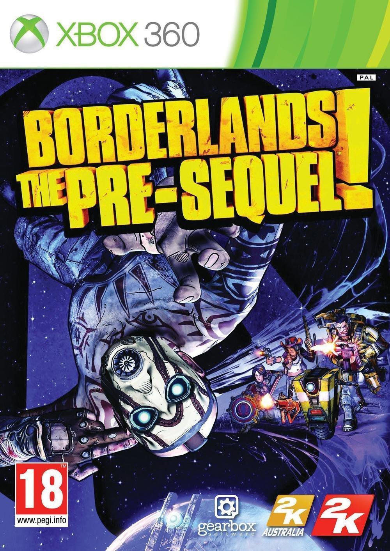 Borderlands: The Pre-sequel sur Xbox 360
