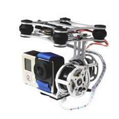 "Stabilisateur 2 axes pour drone ""Eachine Light-2D Brushless Gimbal"""