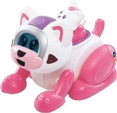 Animal interactif Vtech Kidikitty et son petit
