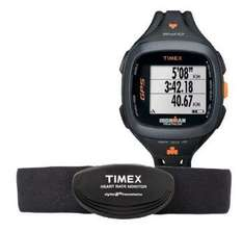 Montre GPS Timex Run Trainer 2.0 HRM avec ceinture cardio