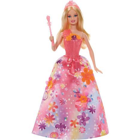 Poupée Barbie Mattel - Princesse magique