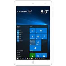 "Tablette 8"" Chuwi Hi8 Pro (Quad Core Intel Z8300 1.84 GHz, RAM 2 Go, ROM 32 Go, Dual OS Windows 10 + Android 5.1)"