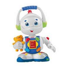 Jeu Fisher Price - Toby le robot bilingue