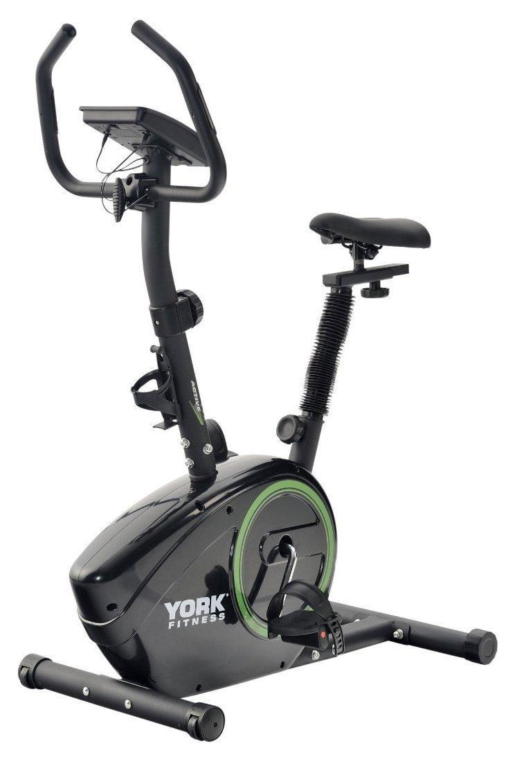 Vélo d'appartement York Fitness Active 110 - 67 x 57.8 x 24.6 cm