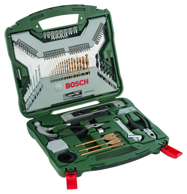 Coffret Bosch X-Line Titane 2607019331 - 103 pièces