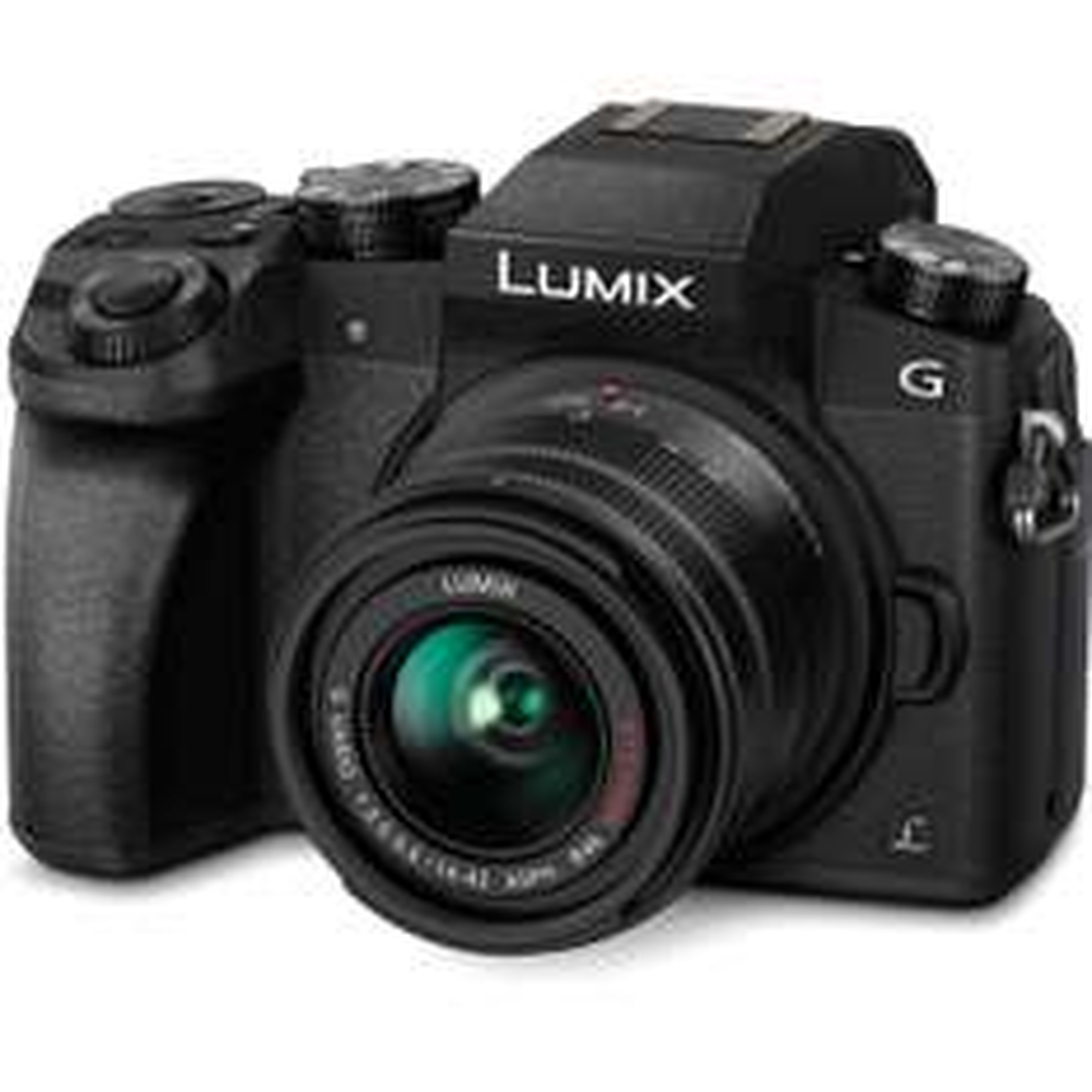 Appareil photo Panasonic Lumix DMC-G7 avec objectif 14-42mm