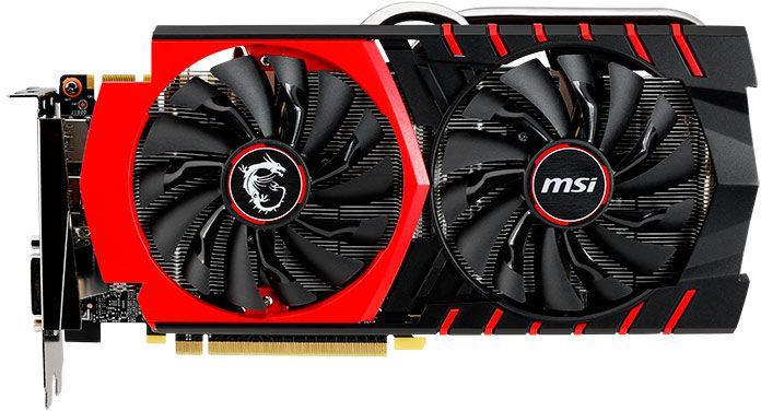 MSI Nvidia GTX 970 GAMING 4G