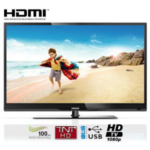"""TV LED 50"""" Philips 50PFL3807H 1080p Smart TV"""