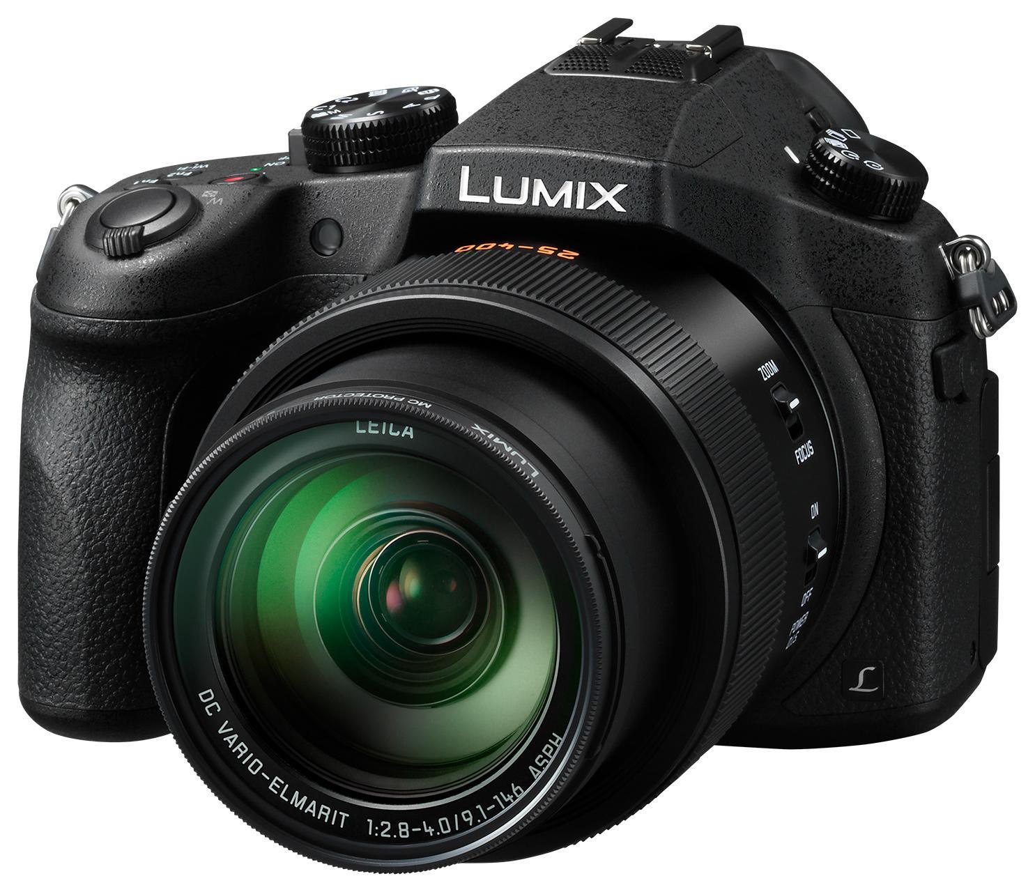 [Adhérent] Appareil photo bridge Panasonic Lumix FZ1000 + 105€ en chèque cadeau
