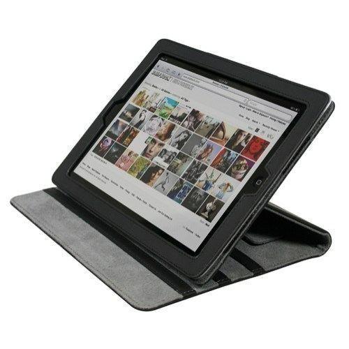 Etui universel rotatif Port Designs Palo Alto pour Tablette 10,1'' - Noir
