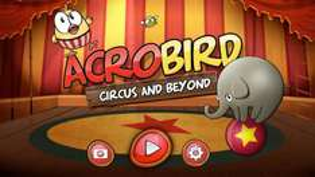 Acrobird Gratuit sur iOS (au lieu de 0.99€)