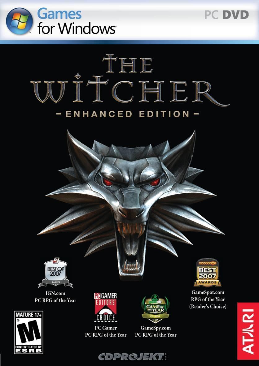 Sélection de jeux vidéo The Witcher sur PC (dématérialisés) en promotion - Ex : Enhanced Edition Director's Cut