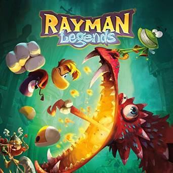 Rayman Legends sur PS4 (Dématérialisé)