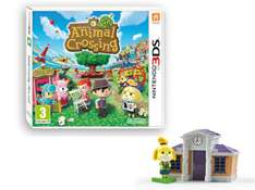 Animal Crossing New Lef 3DS + Figurine collector (Via Buyster)