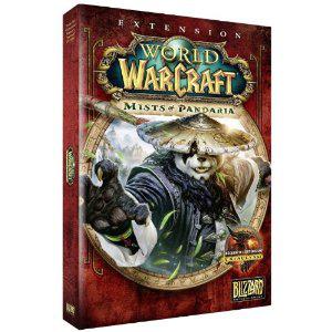 World of warcraft : Mists of Pandaria