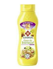 Une bouteille d'huile Lesieur de 675 ml (via 0.83€ sur la carte + BDR)