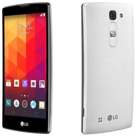 "Smartphone 5"" LG H500F Magna blanc - 8Go (Neuf, emballage altéré)"