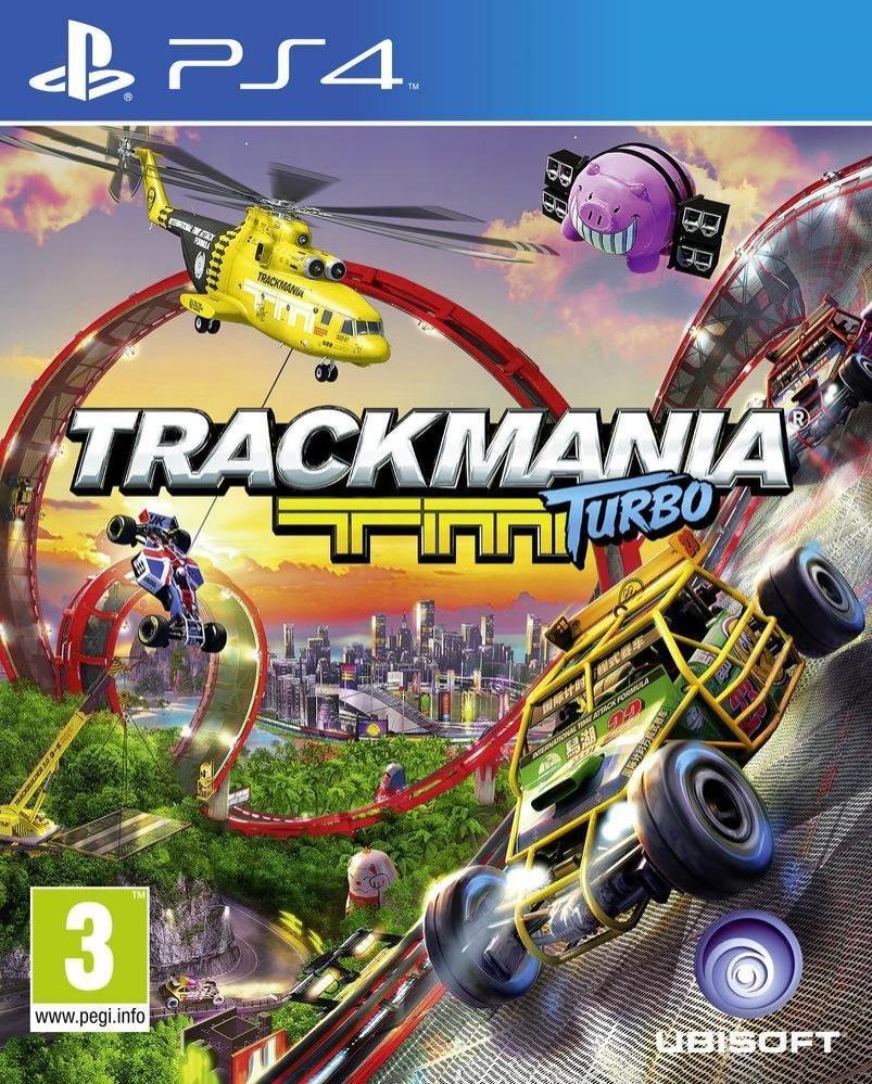 Sélection de Jeux en Promotion - Ex: Trackmania Turbo sur PS4