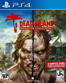 Dead Island - Definitive Collection sur PS4 / Xbox One