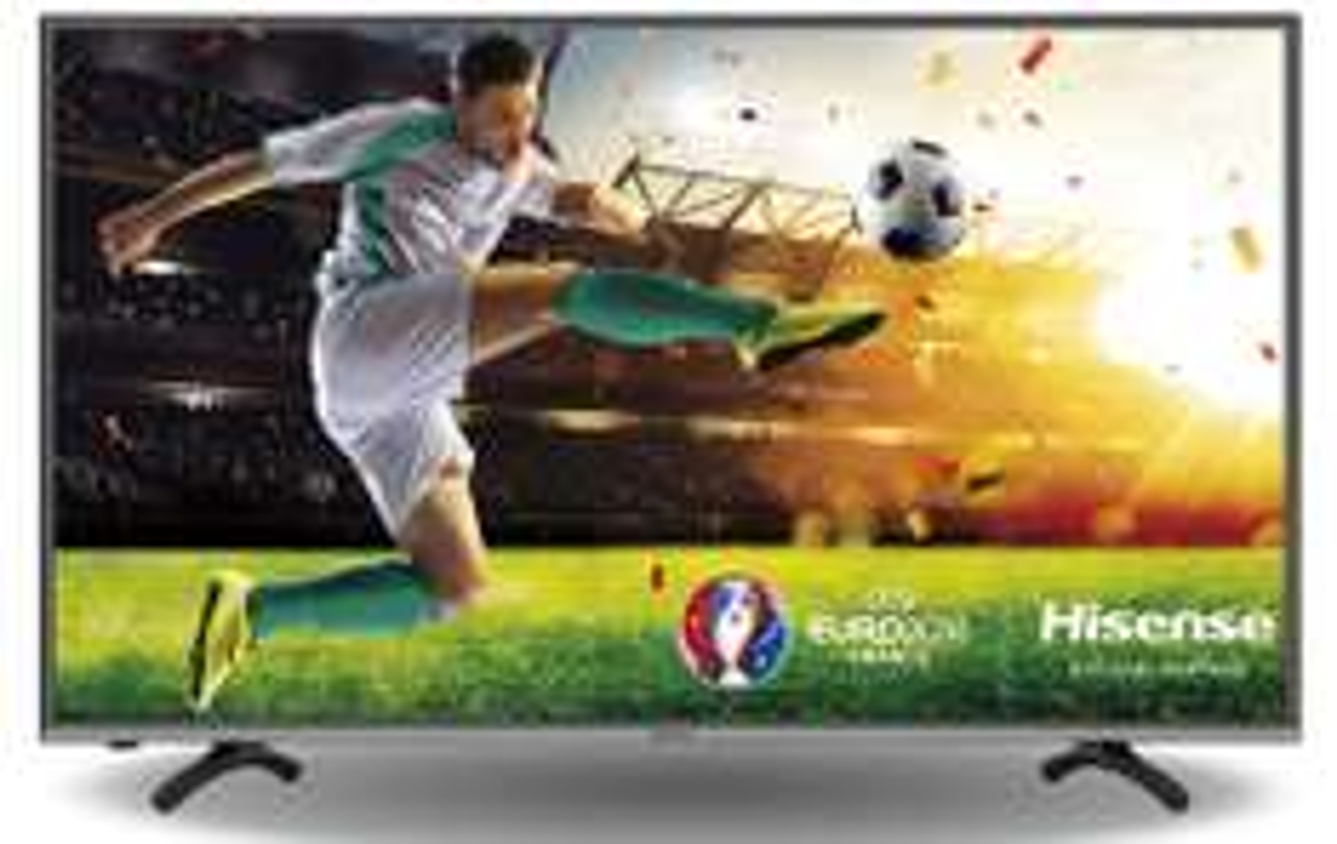 """TV 43"""" Hisense H43M3000 - 4K UHD, 800Hz, Smart TV"""