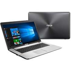 "PC Portable 17.3"" Asus R753UX-T4042T - Intel i7-6500U, 8 Go de ram, 1 To + SSD 128 Go, GeForce GTX 950M 2 Go"
