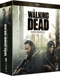 Coffret Blu-ray The Walking Dead - Saison 1 à 5