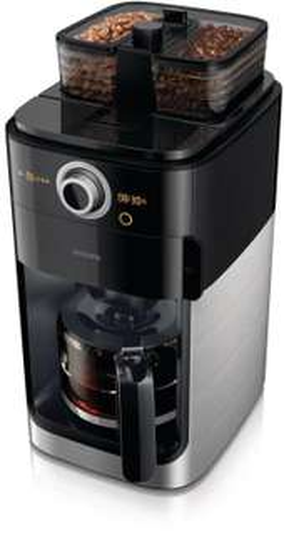 Cafetière avec broyeur intégré Philips HD7762/00 - Reconditionné
