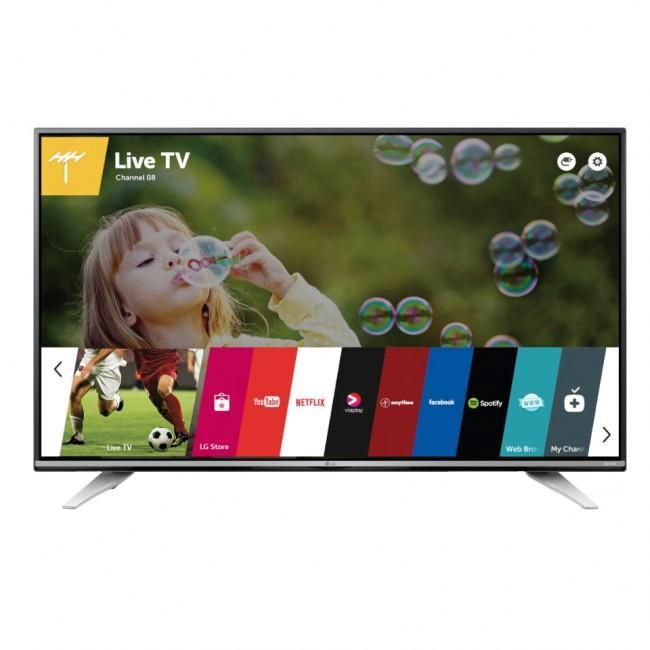 "TV 49"" LG 49UF772V - LED, 4K"