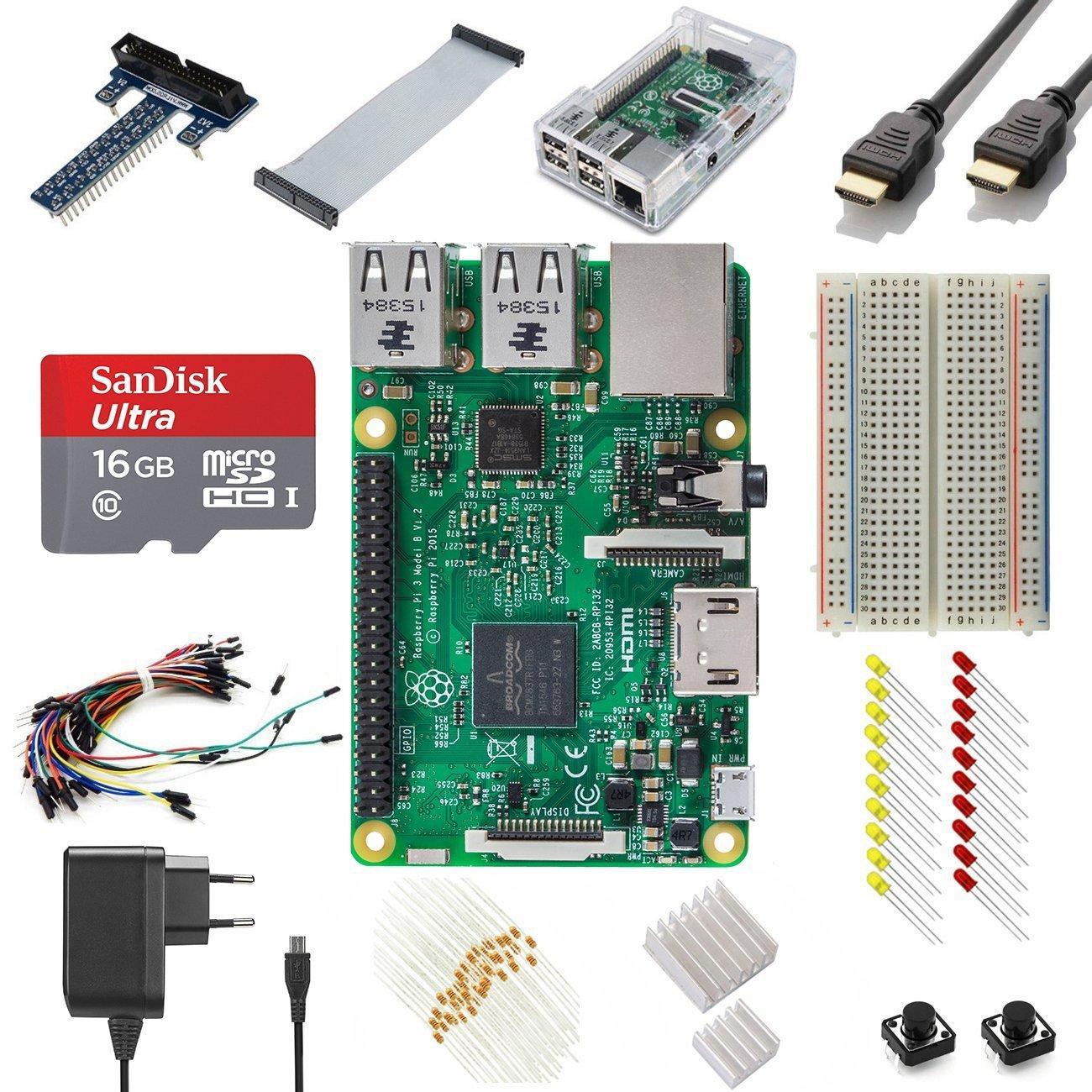 Starter Kit Vilros Raspberry Pi Ultimate
