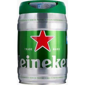 Fût à pression Heineken - 5L