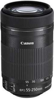 Objectif Canon EF-S 55-250mm f4.0-5.6 IS STM