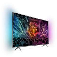 """TV LED 55"""" Philips 55PUS6401 UHD Ambilight - Android TV"""