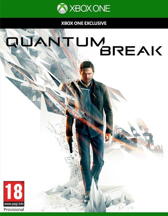 Jeu Quantum Break sur Xbox One