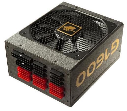[Cdiscount à volonté] Alimentation modulaire Lepa 1600W G1600 80+ Gold