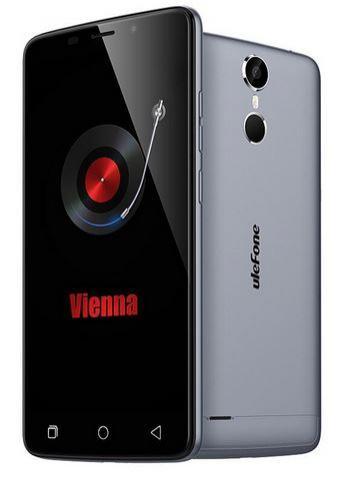 "Smartphone 5,5"" Ulefone Vienne - MT6753 Octa-core, 3 Go RAM, 32 Go, Full HD"