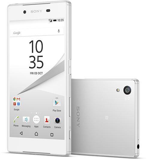 """Smartphone 5.2"""" Sony Xperia Z5 - 4G, Full HD, ROM 32 Go, RAM 3 Go (via ODR de 100€)"""
