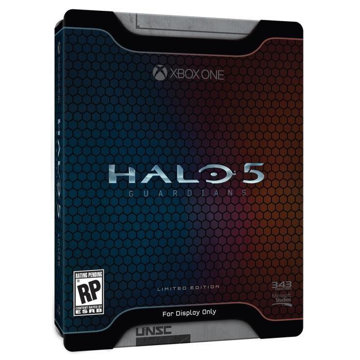 Halo 5: Guardians - édition limitée sur Xbox One + 15.04€ en bon d'achat