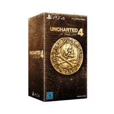 Uncharted 4 - Edition Collector Libertalia sur PS4