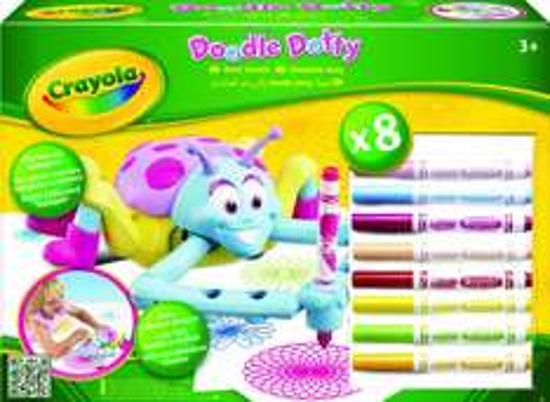 Kit de Loisirs Créatifs Crayola 10663.4300 - Dotty l'Artiste