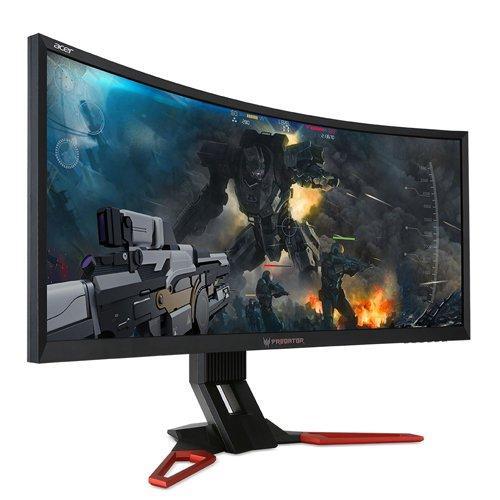 """Écran PC incurvé 35"""" Acer Predator Z35 - 2560x1080, 200hz, G-Sync"""