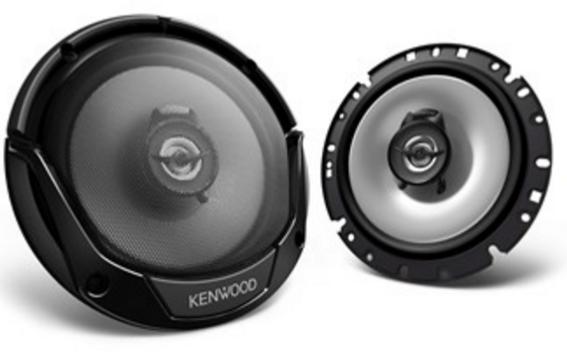 50% de réduction sur une sélection de Hauts parleurs Kenwood - Ex : 2 haut-parleurs Kenwood KFC-E1765