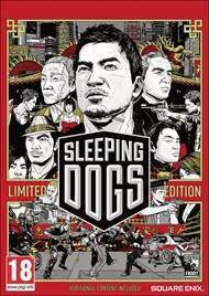 [CLE STEAM] Sleeping Dogs Limited Edition