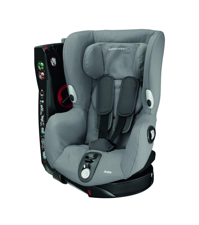 Siège auto Bébéconfort Axiss - Gris Concrete (via ODR de 30€)