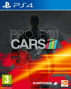 Project Cars sur PS4 / Xbox One