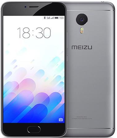 """Smartphone 5.5"""" Meizu M3 Note (2 Go de RAM, 16 Go)"""