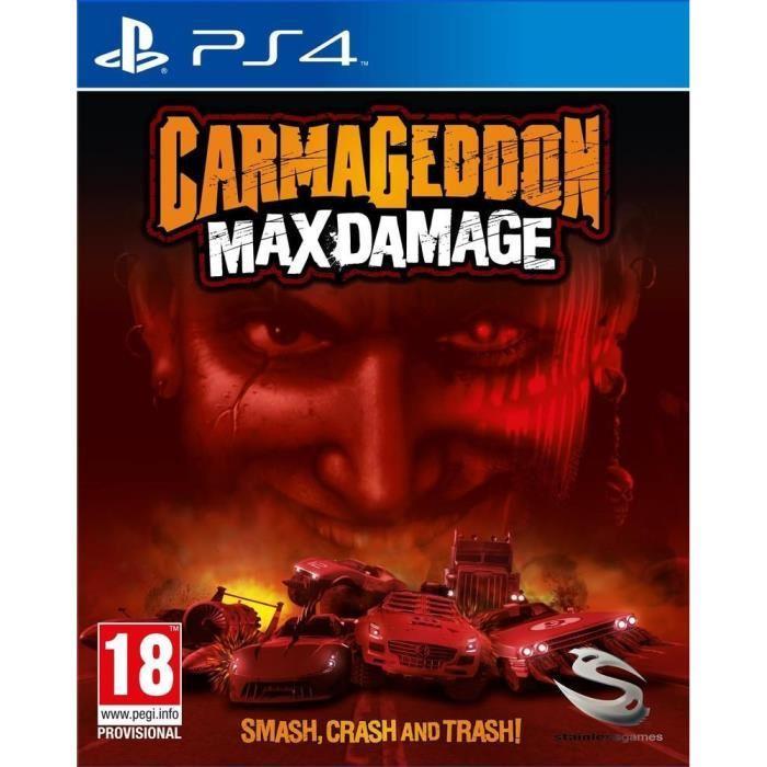 [Précommande] Carmageddon Max Damage sur Ps4 ou Xbox One
